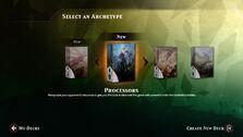Archetype processors