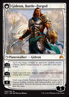 Gideon, Battle-Forged