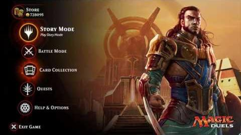 Magic Duels Amonkhet Gameplay Trailer