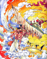 MAGIC KNIGHT RAYEARTH 26