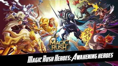 Magic Rush Heroes Bedivere Awakening Full Review