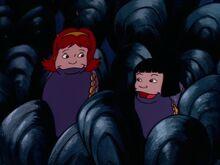 Phoebe and Wanda