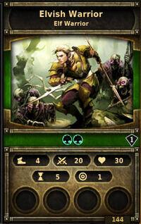 Elvish-warrior