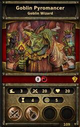 Goblin-pyromancer