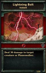Lightning-bolt