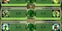 Green Talent Tree