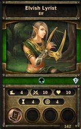 Elvish-lyrist