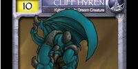 Cliff Hyren