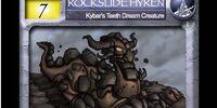 Rockslide Hyren