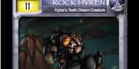 Rock Hyren