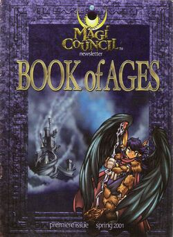 Book of Ages Issue 1