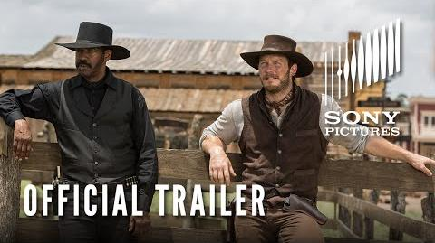THE MAGNIFICENT SEVEN - Official Trailer (HD)