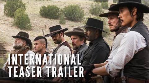 THE MAGNIFICENT SEVEN – International Teaser Trailer (HD)