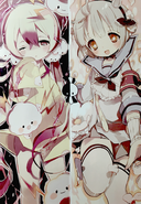 Fanbook Nemurin and Snow
