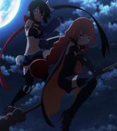 Mahou Shoujo Ikusei Keikaku Episode 9 — 12 minutes 43–47 seconds