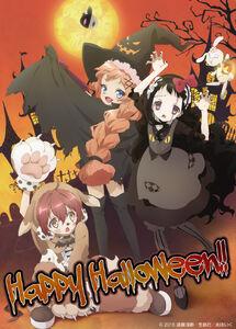 Halloween-Anime