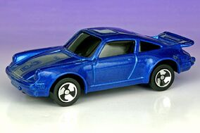 Porsche 911 Turbo - 5063gf