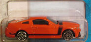 Ford Mustang Boss 302 Orange Fresh Metal