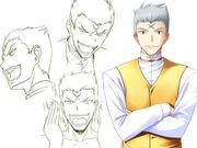 Hideo Kuki Sketches