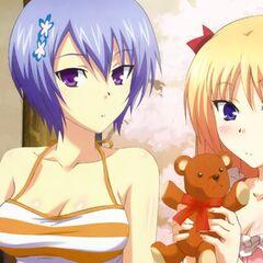 Miyako and Chris