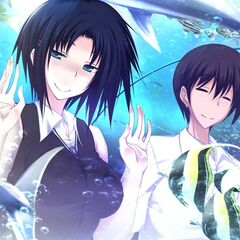 Lee and Yamato- Aquarium Date 5 (Majikoi A-3)