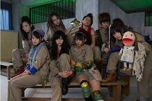 Majisuka3 TeamHabu 2012