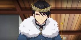 Dantalian as king