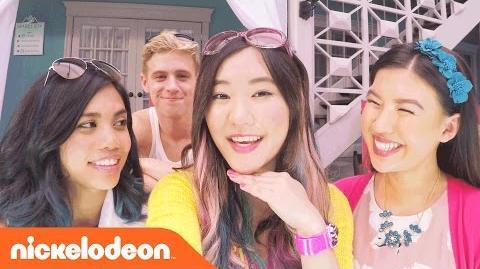 Make It Pop Summer Selfie Video Nick