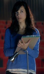 Girl With Clipboard