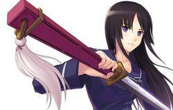 Swordgirl