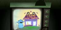 Grandma Charlene's Candy and Auto Parts