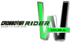 Crossover Rider Double Logo