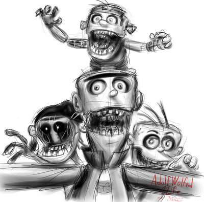 Five nights at eddy s two by adolfwolfed4life-d8iwrz0