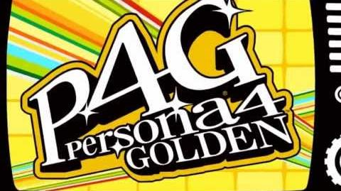 Persona 4 Golden Opening Movie
