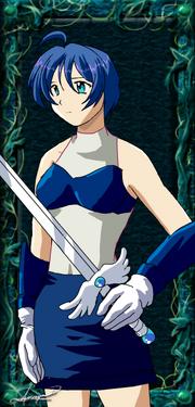 Garterbelt Fighter - Sayaka Miki