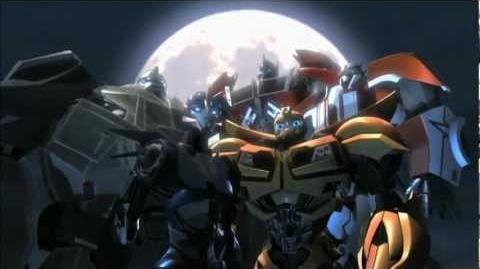 Transformers Prime Japanese Opening - Blaze Out! (Pure HD)