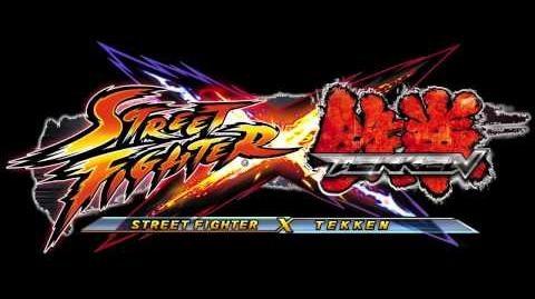 Street Fighter x Tekken OST - Blast Furnace Round 1