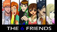 The 6 friends