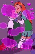 Bensam kiss2