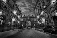 Dark city by Richiedude
