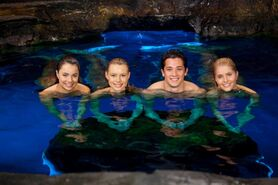 Mako Mermaids In Water