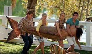 Zac Cam and girls with Rita