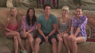 Zac and the girls