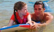 Zac Waterboarding