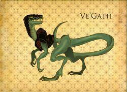 Ve'Gath Soldier by Grimhilde