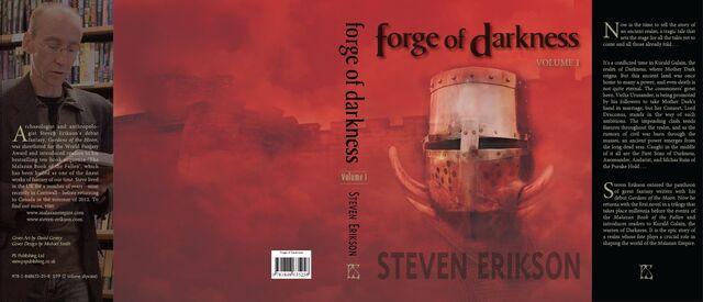 File:PS Publishing Limited Edition Forge of Darkness Volume 1 Cover.jpg