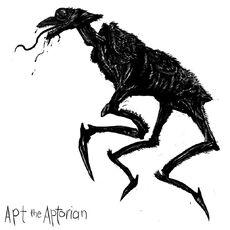 Apt the aptorian by genesischant