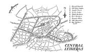 Map Letheras