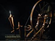 Spinning Wheel Maleficent