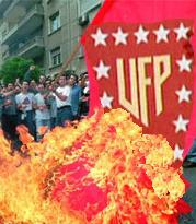 Decline and fall UFP